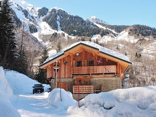 Sainte Foy Tarentaise  Appartement 'Saint Aubin ', la montagne authentique