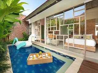 1 Bedroom Private Pool Villa in Canggu