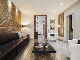 BHM1-1036 Exclusive apartment with private terrace in Barcelona