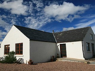 Firth Cottage, Black Isle, Scottish Highlands