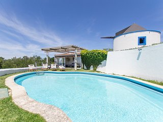 7 bedroom Villa in Atalaia de Cima, Lisbon, Portugal : ref 5666538