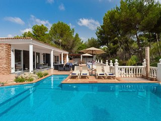 6 bedroom Villa in Santa Eulària des Riu, Balearic Islands, Spain : ref 5047810