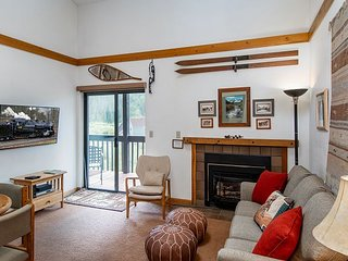 Mountainside 362H Condo Frisco Colorado Vacation Rental