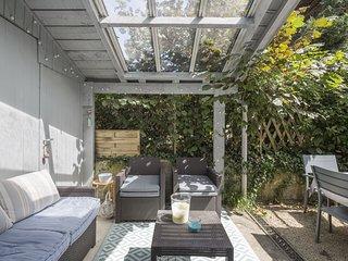 La Plage-Magnifique appartement avec Jardin et Terrasse