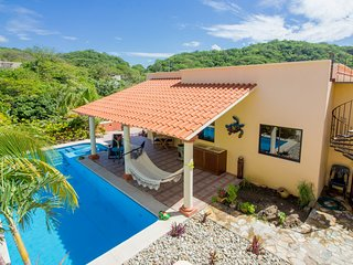 69969 - Private Home with Pool - 1 Block to the Beach