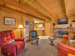 NEW! Updated Big Bear City Cabin - Near Downtown!