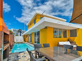 San Juan House Near Beach w/ Private Pool & Deck!