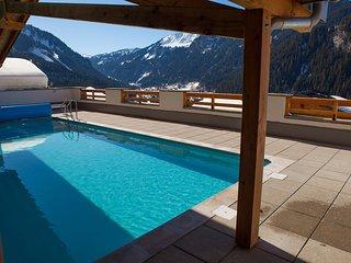 Appartement de montagne, a 500m des pistes ! Acces piscine