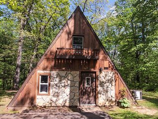 A-Frame #3 | Hocking Hills