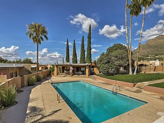 Quiet & Serene Tucson Home w/ Patios & Mtn Views!