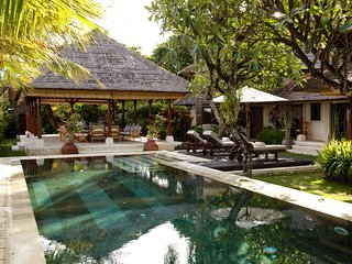 Villa Cemara - an elite haven, 5BR, Sanur-Ketewel