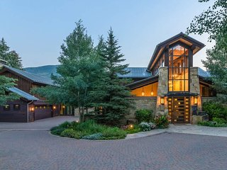 Ski-in, Ski-out Luxury Mountain Estate, Private Pool, Home Theater - Vail