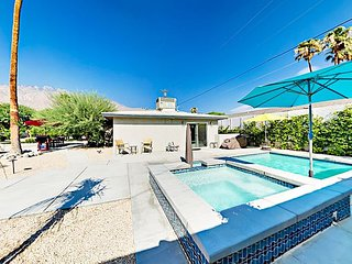 Hip El Mirador 3BR w/ New Furnishings, Private Pool & Views – Near Downtown