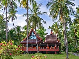 Siam House - Villa de Luxe de style Thaï sur Koh Samui