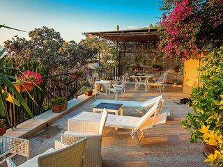 Villa Capri - Stanza Tiberio