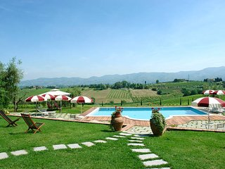 2 bedroom Apartment in Toiano, Tuscany, Italy : ref 5666764