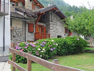 1 bedroom Villa in Noasca, Piedmont, Italy : ref 5666508