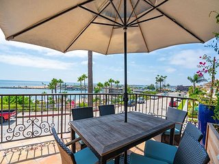 Perched Above the Harbor Entrance is this Spectacular CDM Vacation Home