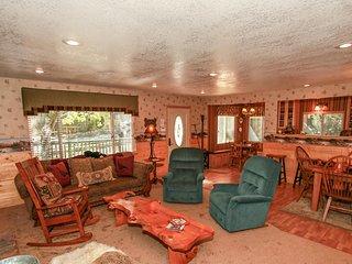 Big Bear Lake Holiday House 23390