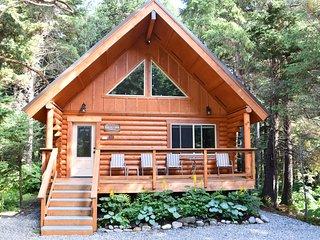Alyeska Hideaway Log Cabins 'Placer Cabin'