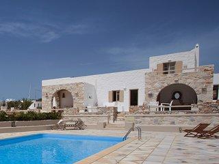 Villa Pebbles, Paros