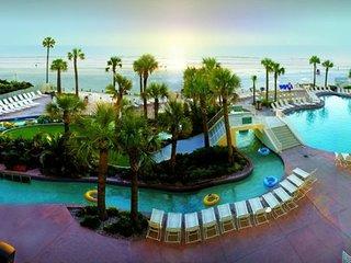 Visit beautiful Daytona Beach with Ocean Walk!