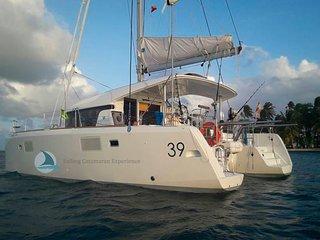 alquiler de catamarán en San Blas