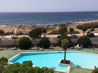 Penthouse Seaview EL MEDANO  12 people 2 appartmens merged - LOS MARTINES