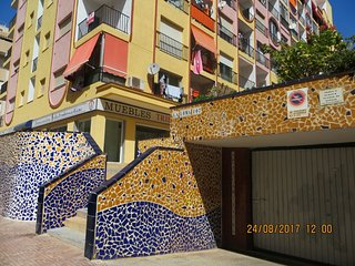 Cosy and bright studio apartment in Torrevieja.