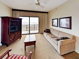 Origins 1BR w/ Wraparound Gulf-View Deck - Resort Amenities, Near Beach