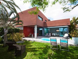 Villa with private pool Salobre Villas Tabaibas I