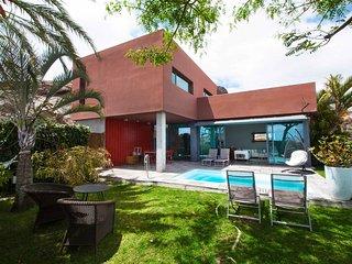 Villa with private pool Salobre Villas Tabaibas I