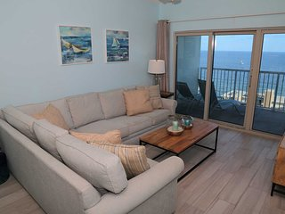 FREE NIGHT (Nov/Dec) Crystal Tower 1602 ~ SMART TVs / AMAZING Gulf Views ~ FREE