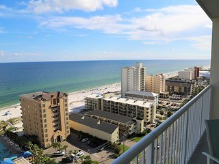 HOT DEAL Crystal Tower 1602 ~ Sparkling Coastline Views ~ FREE Wifi ~ Lazy River