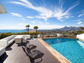 Altea la Vella Villa Sleeps 6 with Pool and Air Con - 5666794