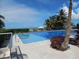 Apartamento Cartagena Morros Vitri 206, Frente playa