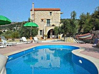 3 bedroom Villa in Agios Pavlos, Crete, Greece : ref 5666790