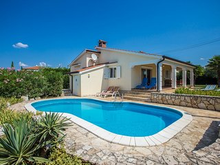 3 bedroom Villa in Žbandaj, Istria, Croatia : ref 5666809