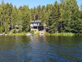 Kiuasniemi Villas - Villa Tyyrpuuri