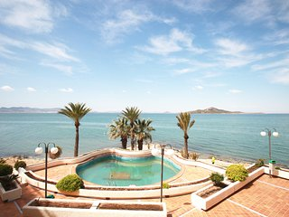Apartment with views over the Mar Menor