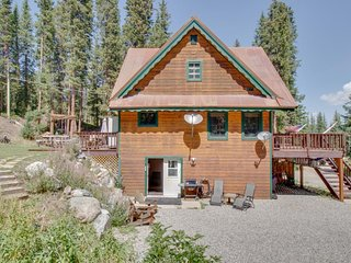 NEW LISTING! Remodeled studio with mountain view-easy access to lake & ski areas