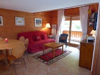 Agréable appartement 3 pièces 6 personnes à Méribel Village proche des pistes et