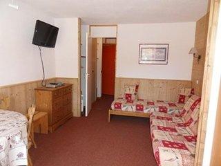 Appartement récemment rénové composé de 2 pièces pour 5 personnes de 29m² au pie