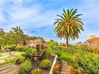 Spacious Spanish Style Home w/ Gorgeous Sunset & Ocean Views!