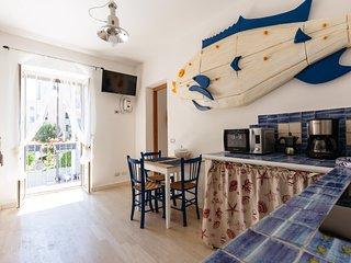 La casa del pescatore at La Kalsa