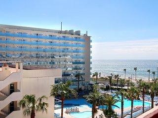 svm031 Apartamento con piscina y vistas al mar
