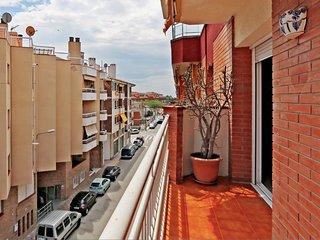 SVM035 Acojedor apartamento con terraza