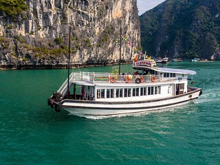 HA LONG BAY CRUISE - ONE DAY TOUR - BEST PRICE