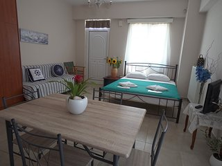 Modern Studio in Rethymno (50m from the sea)