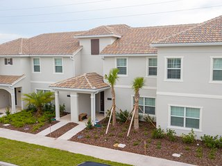 Four Bedroom Close To Disney w/ Pool 4969